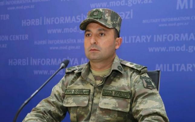 Ermənistan Ordusunun alay komandiri və müavini məhv edilib