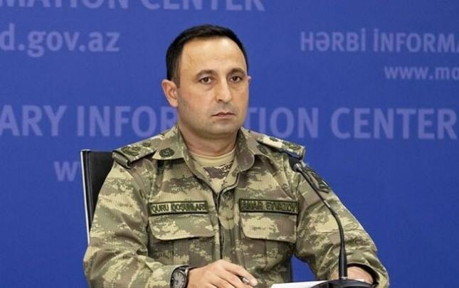 """""""Tərtərə 3 raket atılıb, 1-i zərərsizləşdirilib"""""""