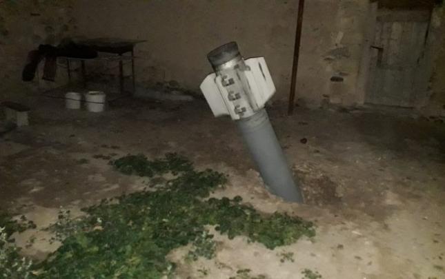 ANAMA 175 partlamamış hərbi sursat və 2 dron aşkarladı