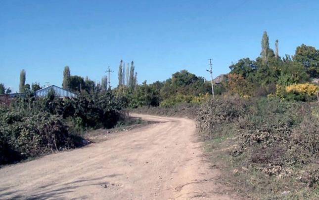 Qubadlının işğaldan azad olunan Padar kəndi