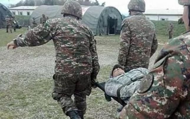 Ermənistan meyitlərini götürmək istəmir