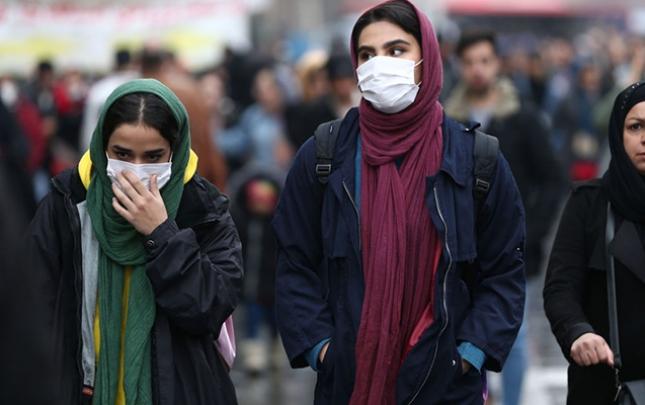 İranda yoluxma sayı yenidən artdı