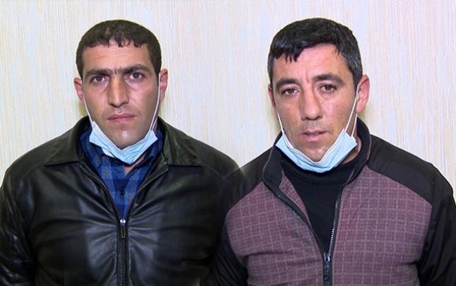 """""""Bandotdel"""" qanunsuz ağac kəsənlərə qarşı əməliyyat keçirdi"""