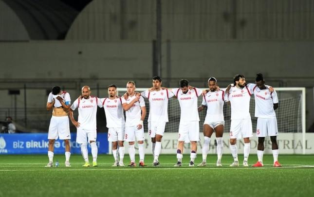 """""""Keşlə"""" braziliyalı futbolçularla yolları ayırdı"""