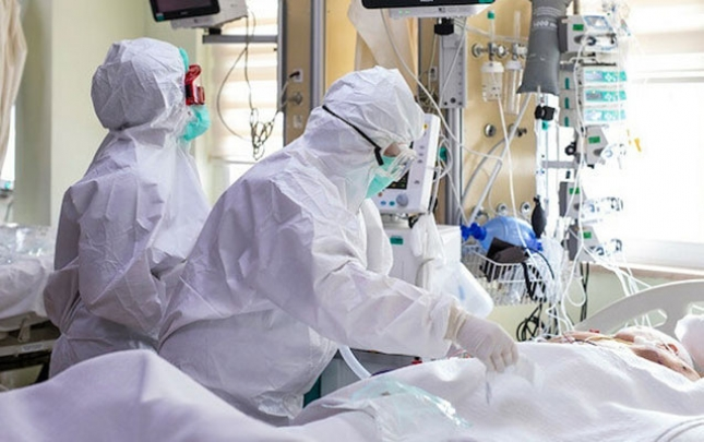 Türkiyədə bu gün 51 nəfər koronavirusdan öldü