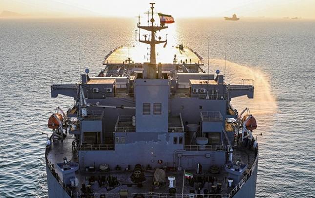 İran hərbi təlimlərə başladı