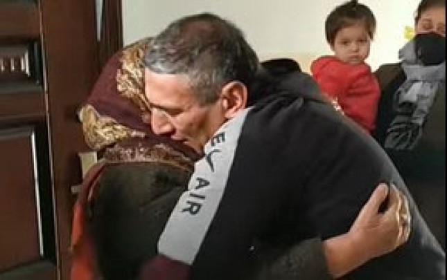 Şahbaz Quliyevin anası vəfat etdi