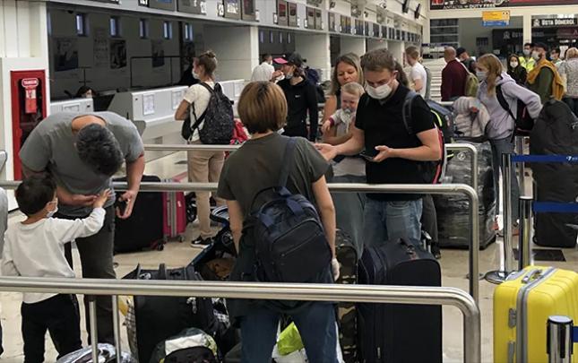 Türkiyədəki rusiyalı turistlərin ölkəyə dönməsi ilə bağlı təklif