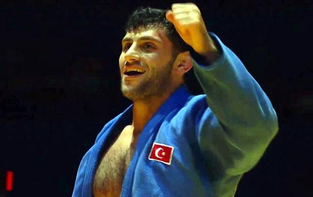 Türkiyə cüdoçusu Avropa çempionu oldu