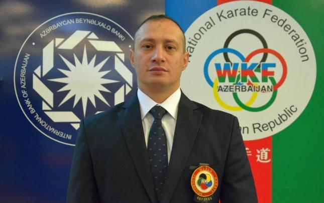 Azərbaycanlı hakim Tokio olimpiadasına dəvət aldı
