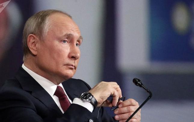 Baydenlə görüşdən sonra Putindən ilk