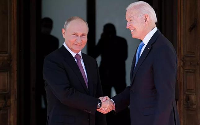 Bayden-Putin görüşünə dair