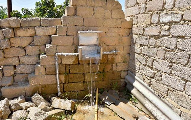 İçməli sudan qanunsuz istifadə halları aşkarlandı