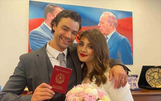Hamının danışdığı nikah mərasimi İstanbulda olub