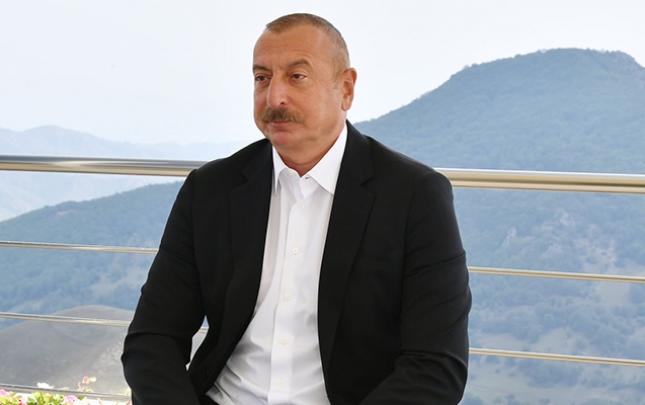 """""""Mən istəyirəm ki, bir daha müharibə olmasın"""""""