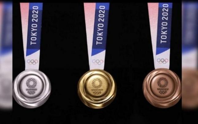 Tokio-2020-də medal sıralaması