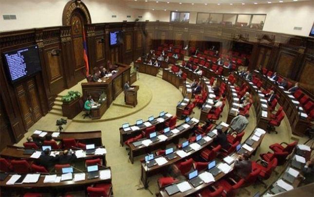 Ermənistan parlamenti Azərbaycan və Türkiyə ilə bağlı bəyanatı qəbul etmədi