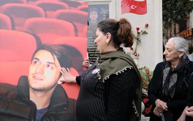 Evakuasiya xidmətinin Şəhid əməkdaşı Murad Məmmədov yad edildi
