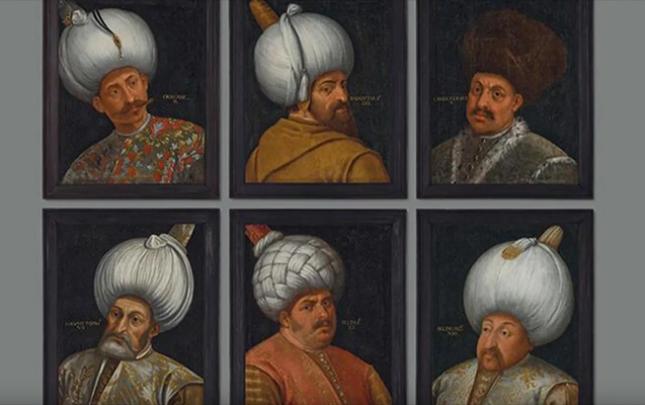 Osmanlı hökmdarlarının portretləri satışa çıxarılır