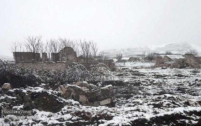 Dövlətyarlı kəndində böyük yaşayış məntəqəsi yaradılacaq