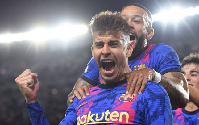 """""""Barselona"""" UEFA Çempionlar Liqasında ilk qələbəsini qazandı"""
