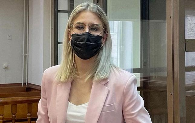Lyubov Sobol axtarışa verildi