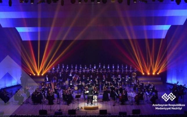 II Azərbaycan Beynəlxalq Vokalçılar Festivalının bağlanışı oldu