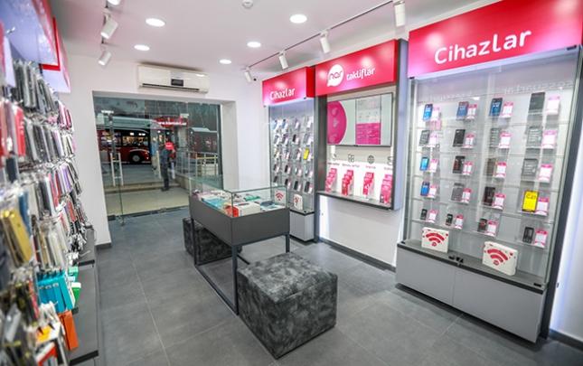 """""""Nar"""" daha bir satış və xidmət mərkəzini yenilədi"""