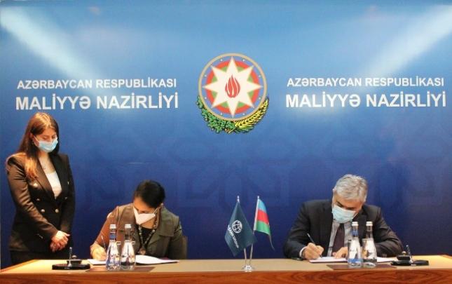 Azərbaycan Dünya Bankı ilə 65 milyonluq kredit müqaviləsi bağladı