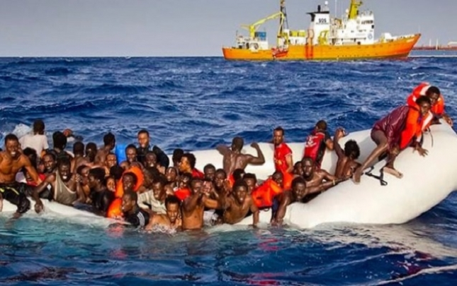 Liviya sahillərində 278 miqrant xilas edildi
