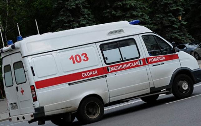 Rusiyada avtobus aşdı