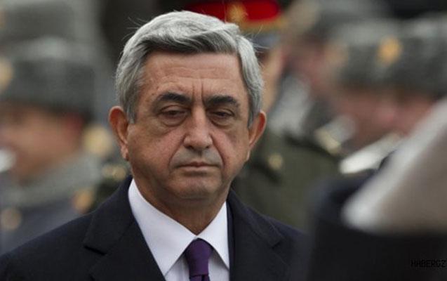 Azərbaycan Sarkisyanla bağlı hərəkətə keçdi