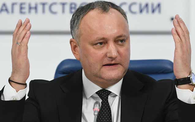 Moldova prezidenti səlahiyyətlərini artırır
