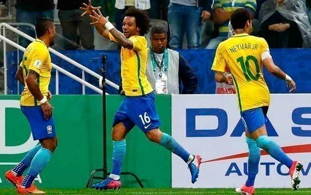 Braziliya ilk Rusiya yolçusudur