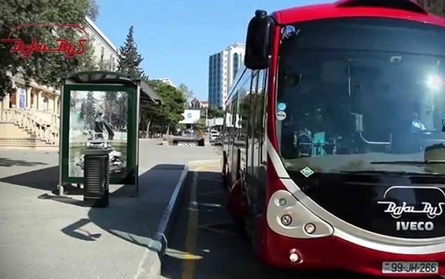 """""""Bütün avtobuslar kart sisteminə keçəcək"""""""