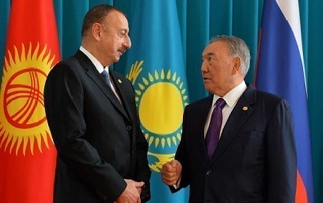 Nazarbayevə Azərbaycanın ən ali ordeni verildi