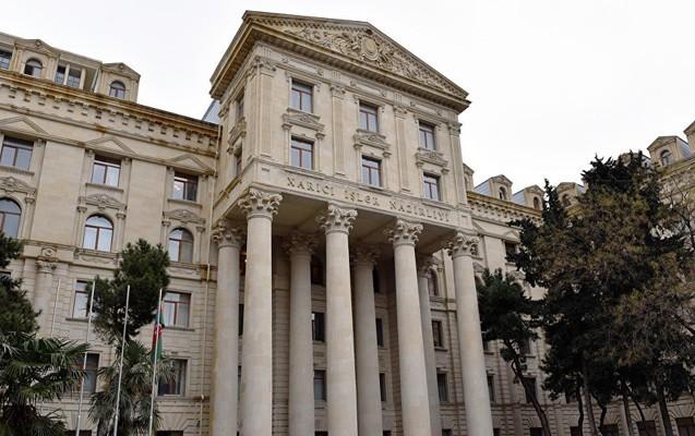 Azərbaycan XİN-dən Paşinyanın çıxışına cavab