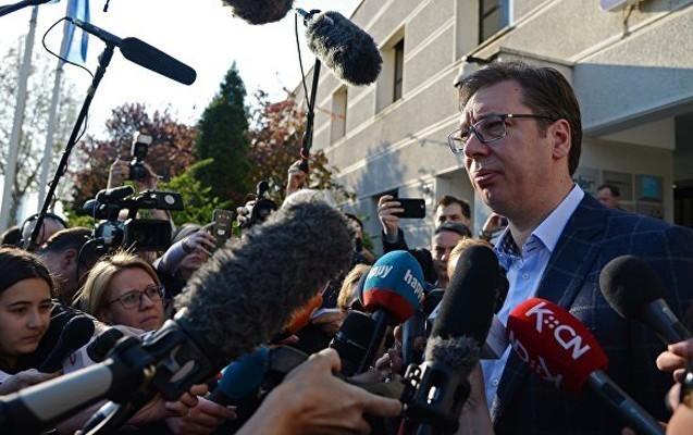 Serbiyanın baş naziri prezidentlik yolunda