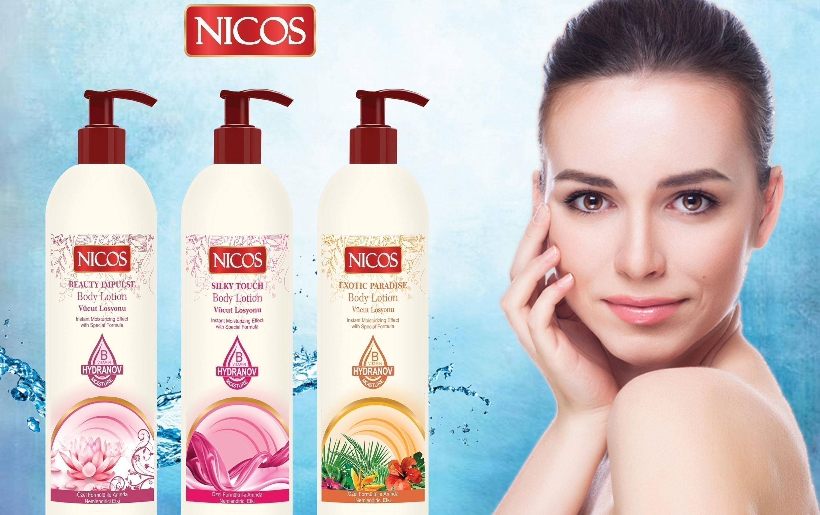 """""""Nicos Cosmetics""""dən yeni məhsul"""
