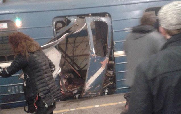 Metrodakı partlayışda azərbaycanlıların olub-olmadığı araşdırılır