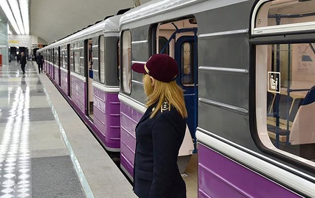 Metrodan istifadə edənlərin sayı 150 milyonu keçib