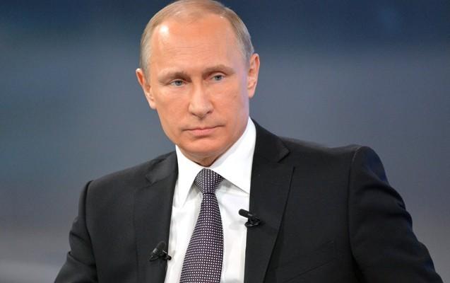 Putindən teraktla bağlı ilk