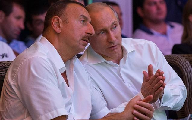 Putin İrana gedir, Əliyevlə görüşəcək
