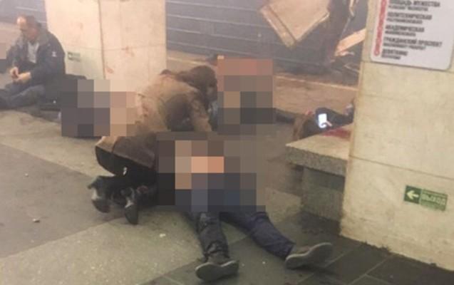 Rusiyada terror aktı ilə bağlı cinayət işi açıldı