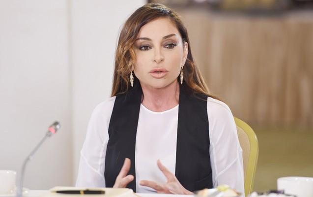 Mehriban Əliyeva UNESCO-nun xoşməramlı səfiri kimi