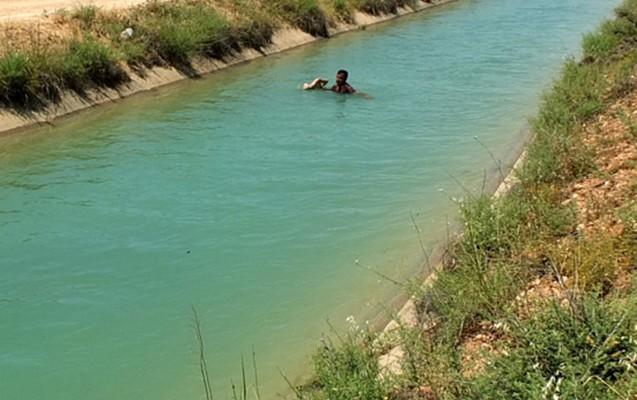 Kanalda batan 3 yaşlı uşağın meyiti tapıldı