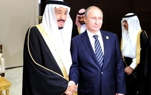 Putin kralı Rusiyaya dəvət etdi