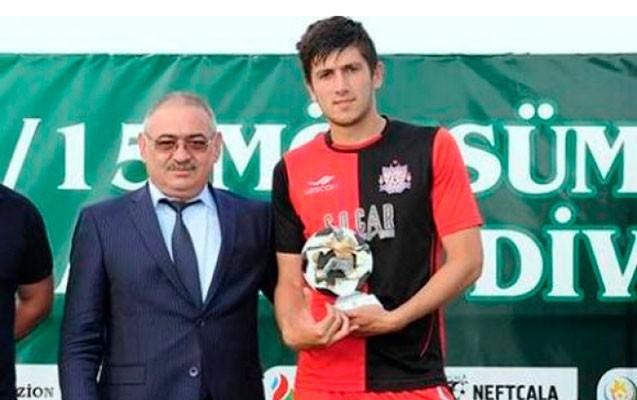 Azərbaycanlı futbolçunu Türkiyədə aldatdılar