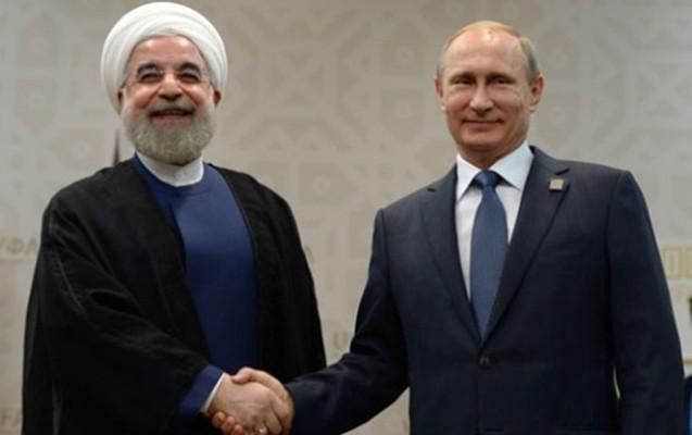 Putinlə Ruhani telefonla danışdı