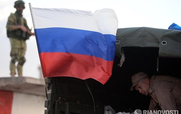Suriyada iki rus hərbçi öldürülüb